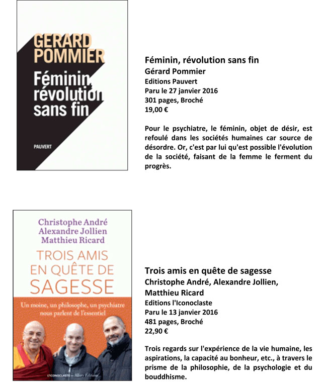 Sciences Humaines 01 2016